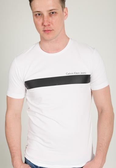 Koszulka z paskiem i...