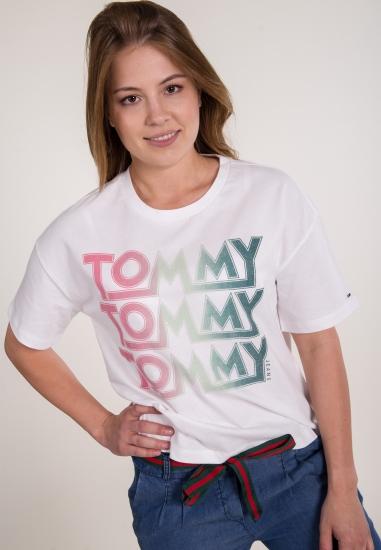 Koszulka z nadrukiem TOMMY...