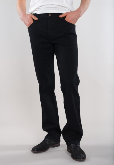Spodnie regular WRANGLER -...
