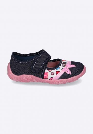 Pantofle dziewczęce...