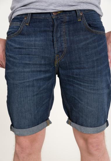 Szorty jeansowe z...