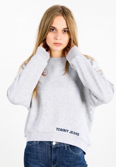Bluza o krótszym kroju Tommy Jeans
