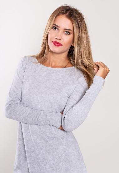 Sweter z brokatowymi...