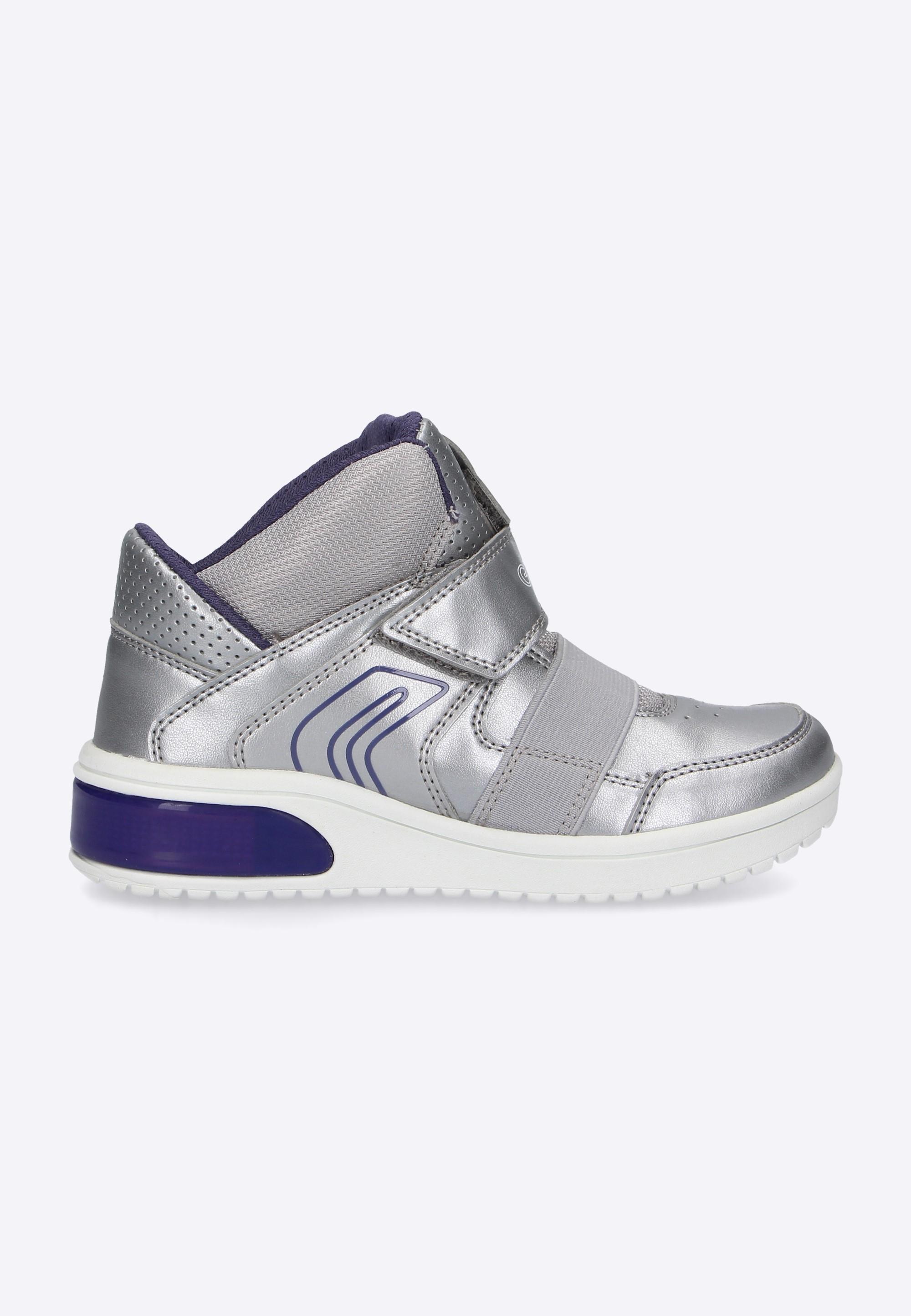 45ab1c9e4c7ca Święcące buty dziecięce GEOX J XLED G. A - Nico - Odzież i Obuwie