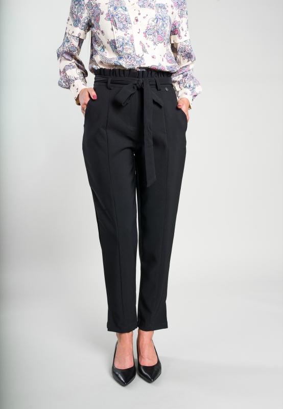 Spodnie typu paperbag Eks