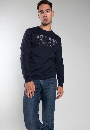 Bluza z nadrukiem Blend -...