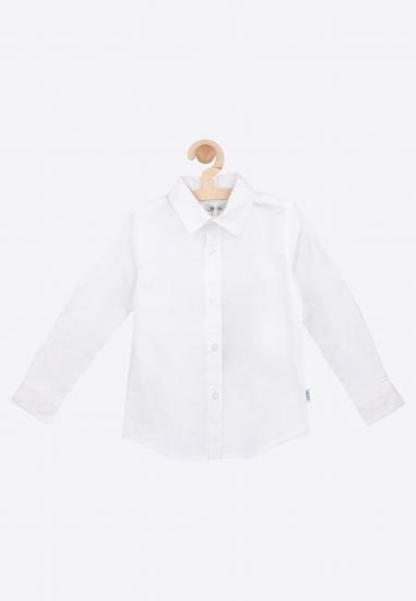 Bawełniana koszula Melby -...