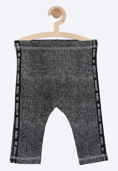 Chłopięce spodnie z lampasami Melby
