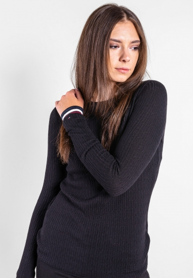 Sweter basic Tommy Hilfiger