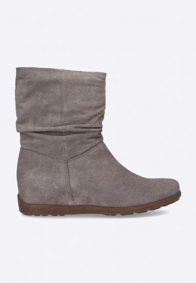Zamszowe botki Shoelab -...