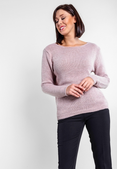 Gładki sweter Tu Per Tu -...