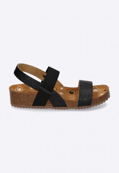 Sandały damskie na koturnie ENJOY