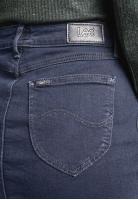 Spódnica jeansowa midi z zamkiem Lee