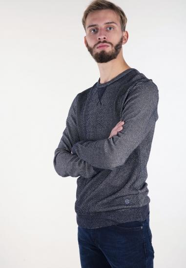 Bawełniany sweter Blend