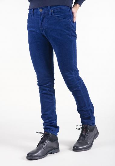 Sztruksowe spodnie skinny...