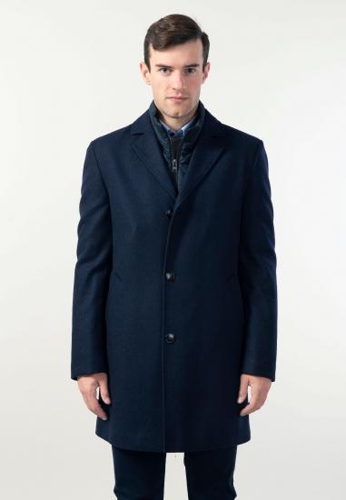 Filcowany płaszcz z...