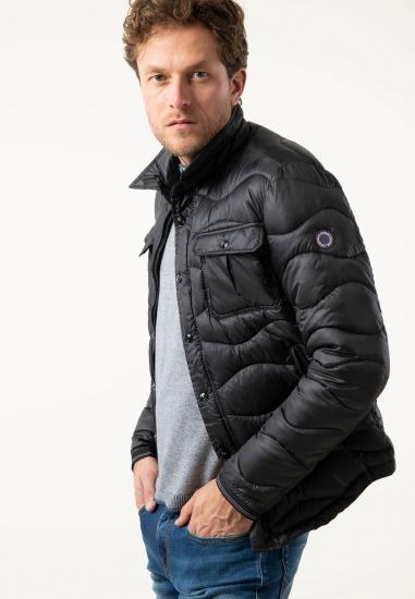 Pikowana kurtka Happer -...