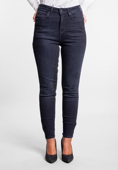 Spodnie jeansowe skinny Lee...