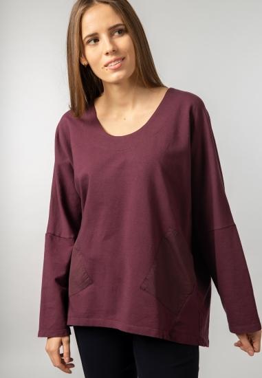 Bluza typu nietoperz Main&Land