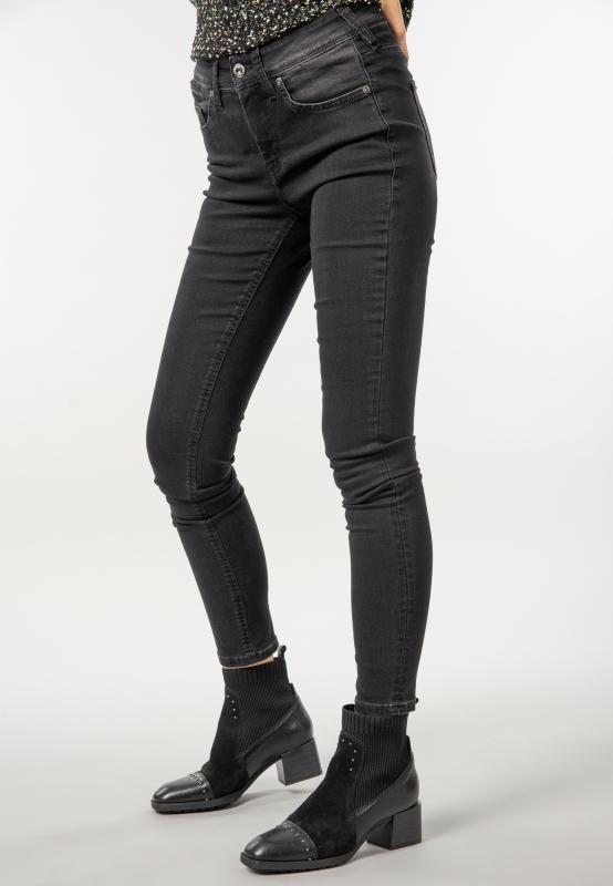 Damskie spodnie jeansowe skinny Rock Jeans