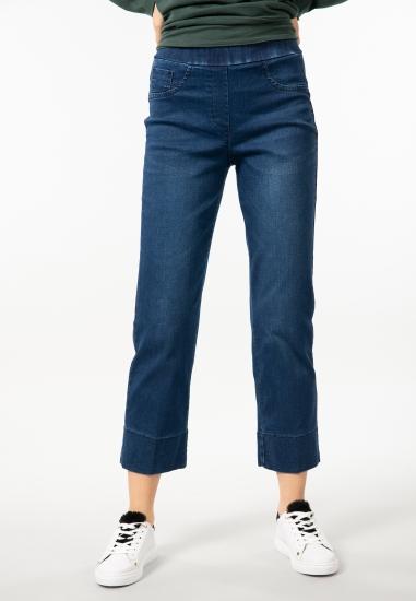Damskie spodnie jeansowe...