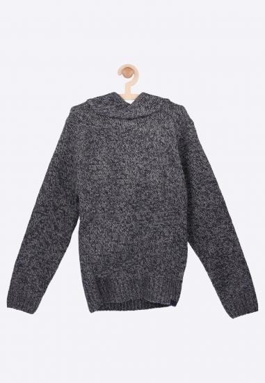 Sweter z kapturem Tiffosi -...