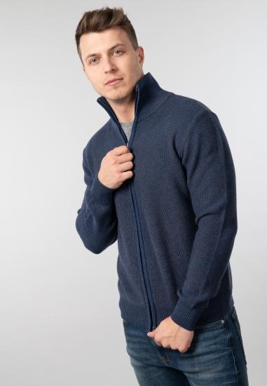Rozpinany sweter z...