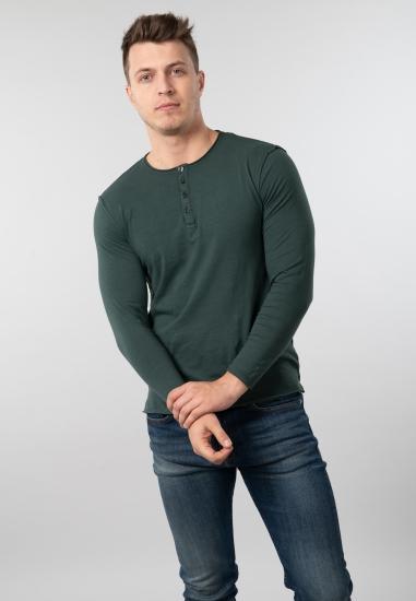 T-shirt z długim rękawem...