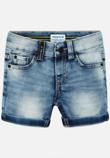 Bermudy chłopięce jeansowe...