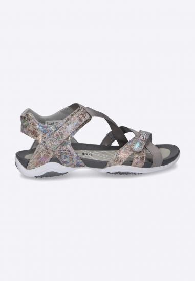 Kolorowe sandały dziewczęce...