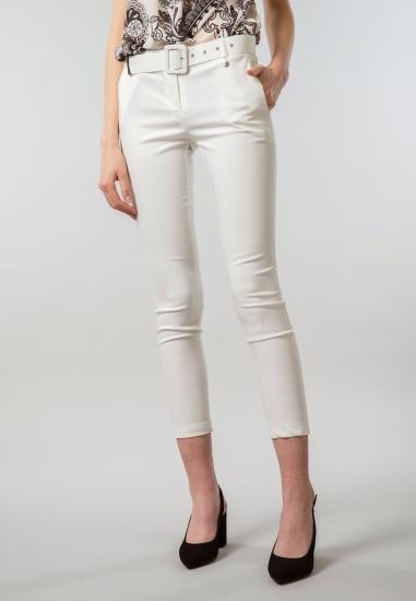 Spodnie damskie cygaretki Eks
