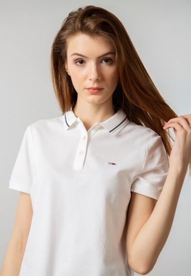 Koszulka polo damska Tommy Jeans