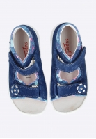 Sandały dziewczęce na rzepy SUPERFIT