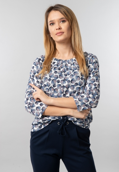Bluzka damska wzorzysta Kenny S