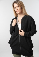 Rozpinana bluza o dłuższym kroju Jacqueline De Yong