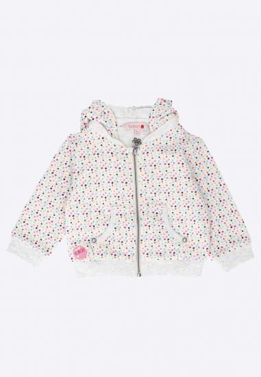 Bluza z kapturem Boboli dla dziewczynki
