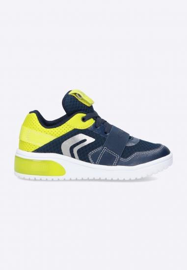 55c981fcca02c Święcące buty dziecięce GEOX J XLED B. B
