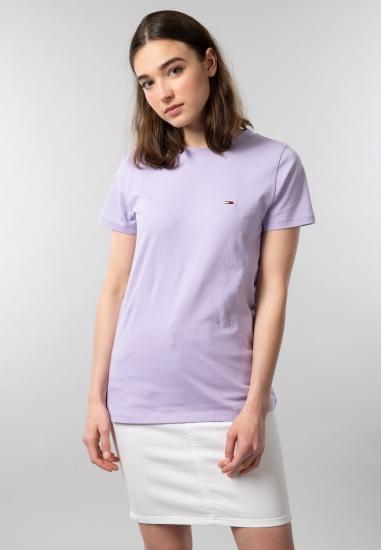 T-shirt damski basic Tommy Jeans