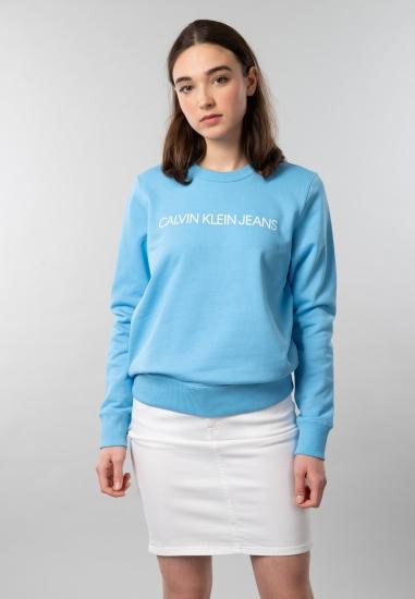 Bluza damska z napisem Calvin Klein