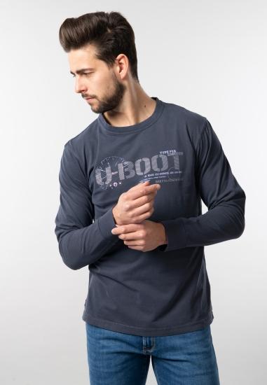 Męska bluza z nadrukiem Be Board