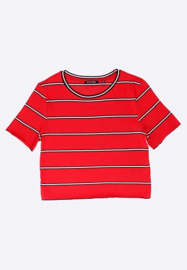 T-shirt dla dziewczynki Blue Seven