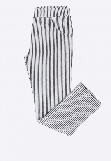 Spodnie materiałowe IDO -...