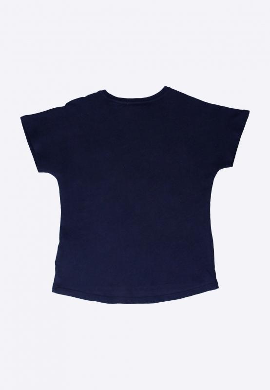 T-shirt dziewczęcy krótki rękaw Tommy Hilfiger