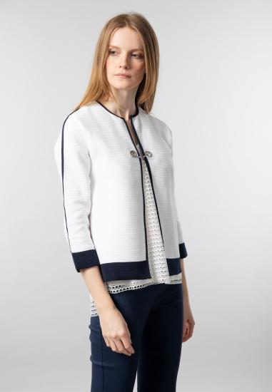 Rozpinany sweter  damski Maria Bellentani