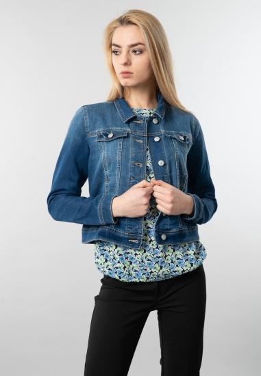 Kurtka jeansowa damska Street One