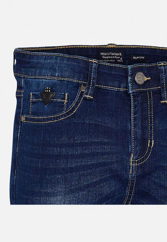 Jeansy chłopięce slim fit Mayoral
