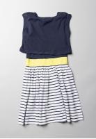 Bawełniana sukienka MEK