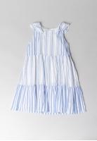 Sukienka z falbankami MEK