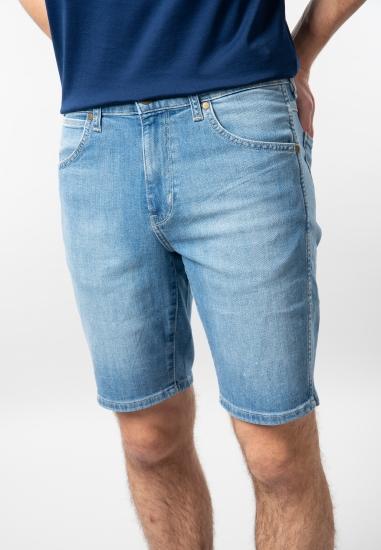 Bermudy jeansowe męskie Wrangler