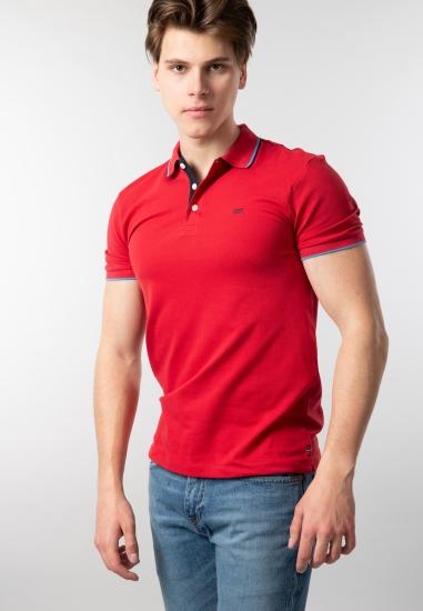Męski t-shirt polo Gas -...
